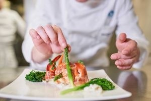 A Culinary Delight - Crystal River Cruise Line
